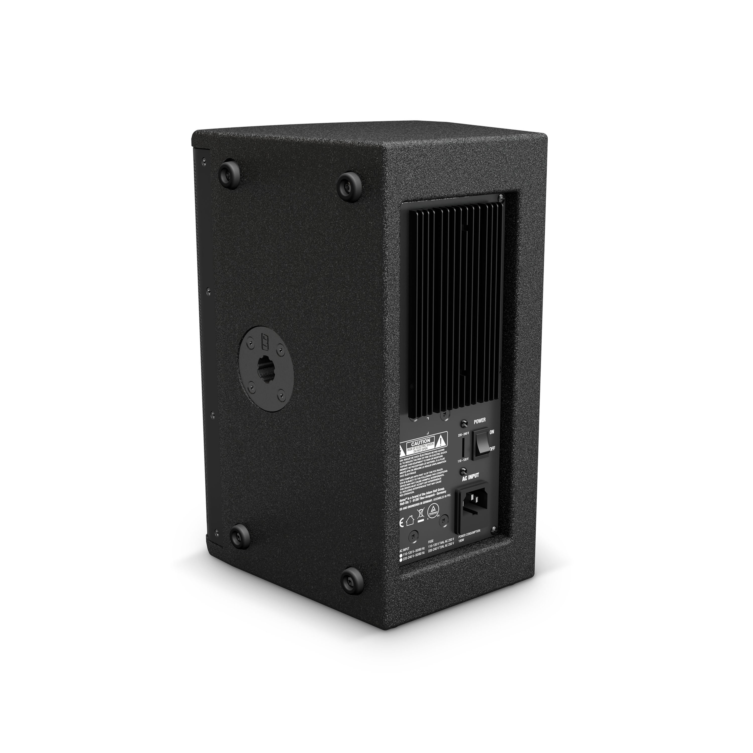 MIX 6 A G3 Active 2-Way Loudspeaker with Integrated 4-Channel Mixer