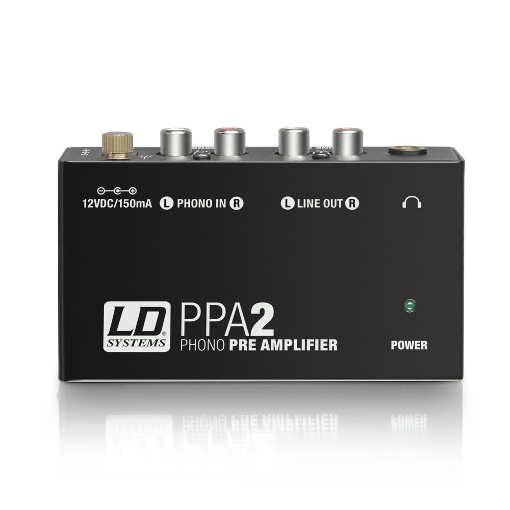 PPA 2 Phono Preamplifier and Equalizer
