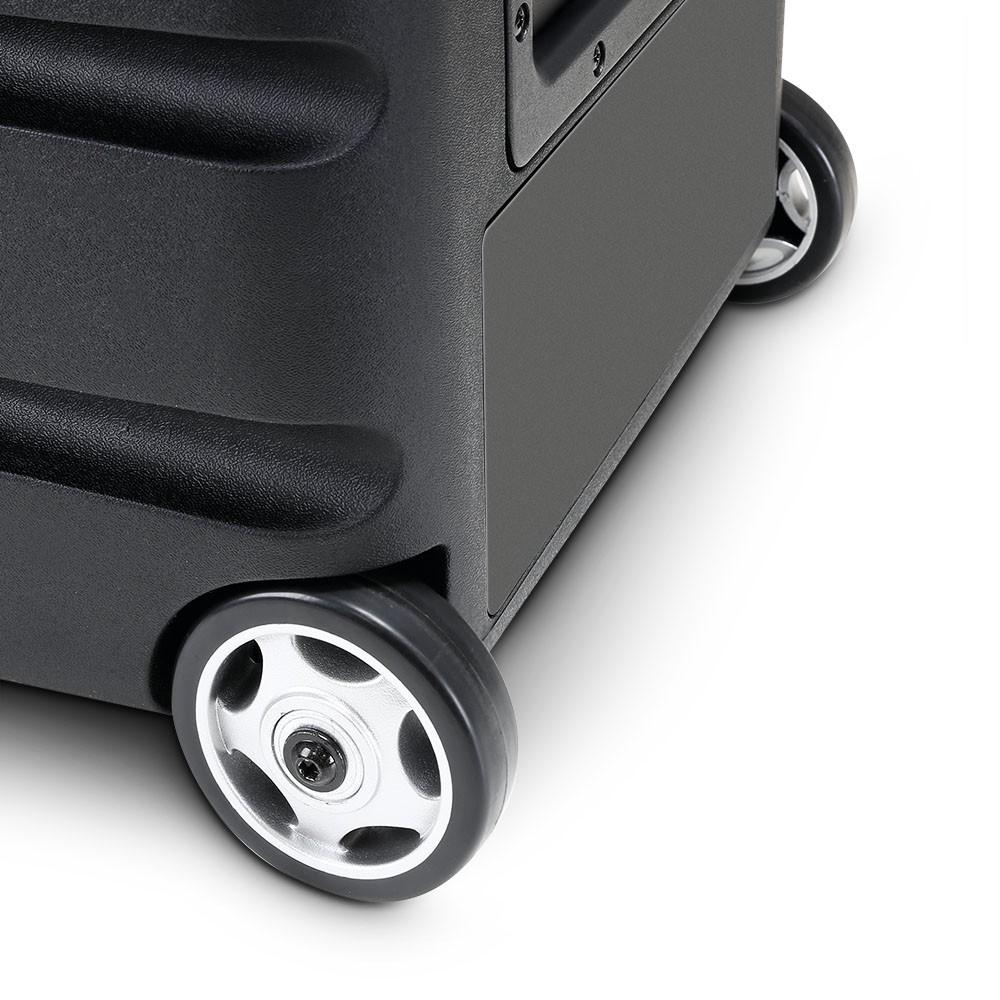 ROADBUDDY 10 HS B5 Akkubetriebener Bluetooth-Lautsprecher mit Mixer, Bodypack und Headset