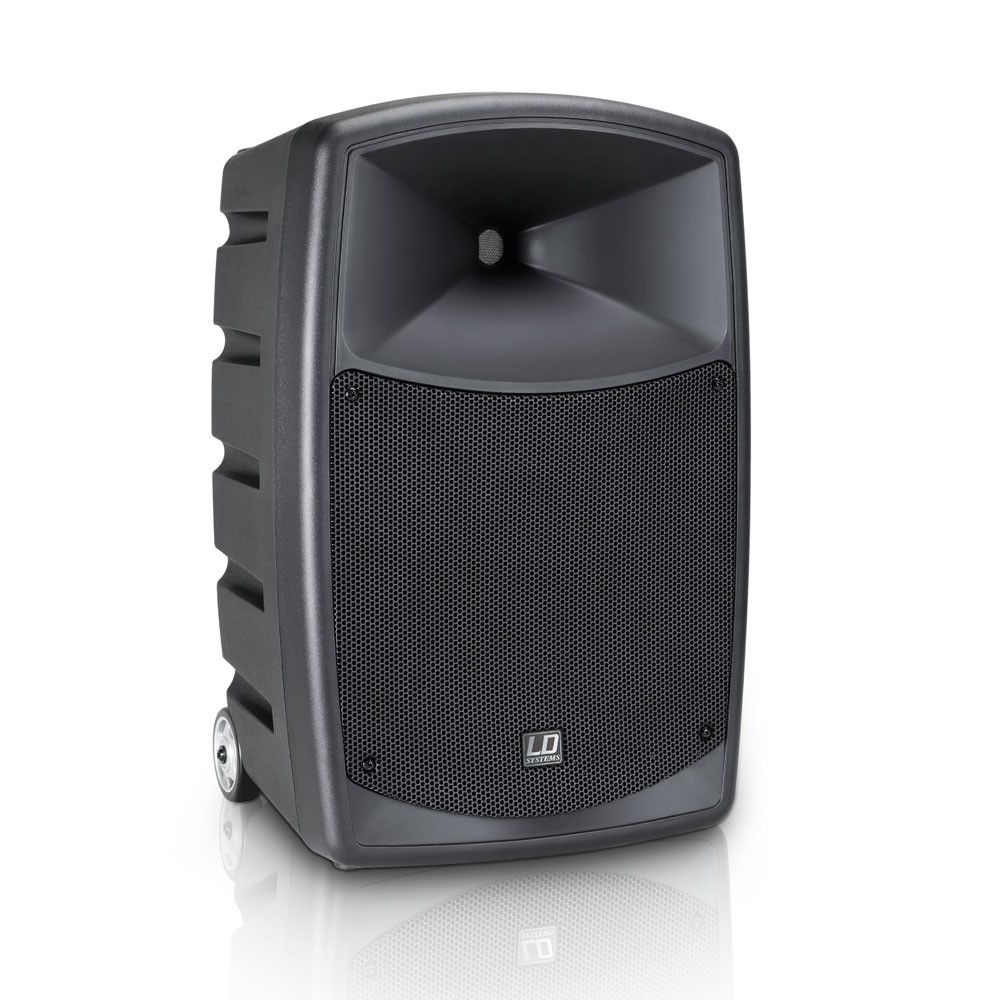 ROADBUDDY 10 HS B6 Battery Powered Bluetooth Speaker with Mixer, Bodypack and Headset