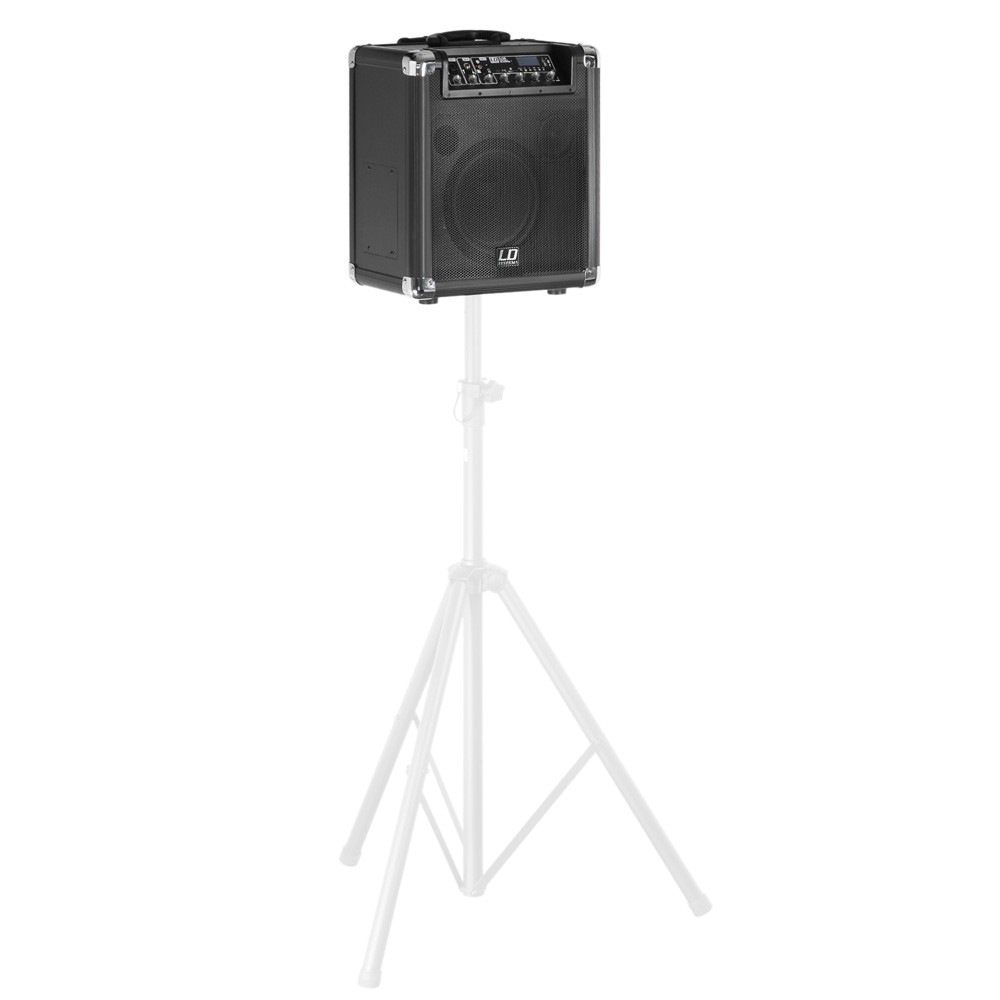 Roadjack 10 Battery Powered Bluetooth Loudspeaker with Mixer