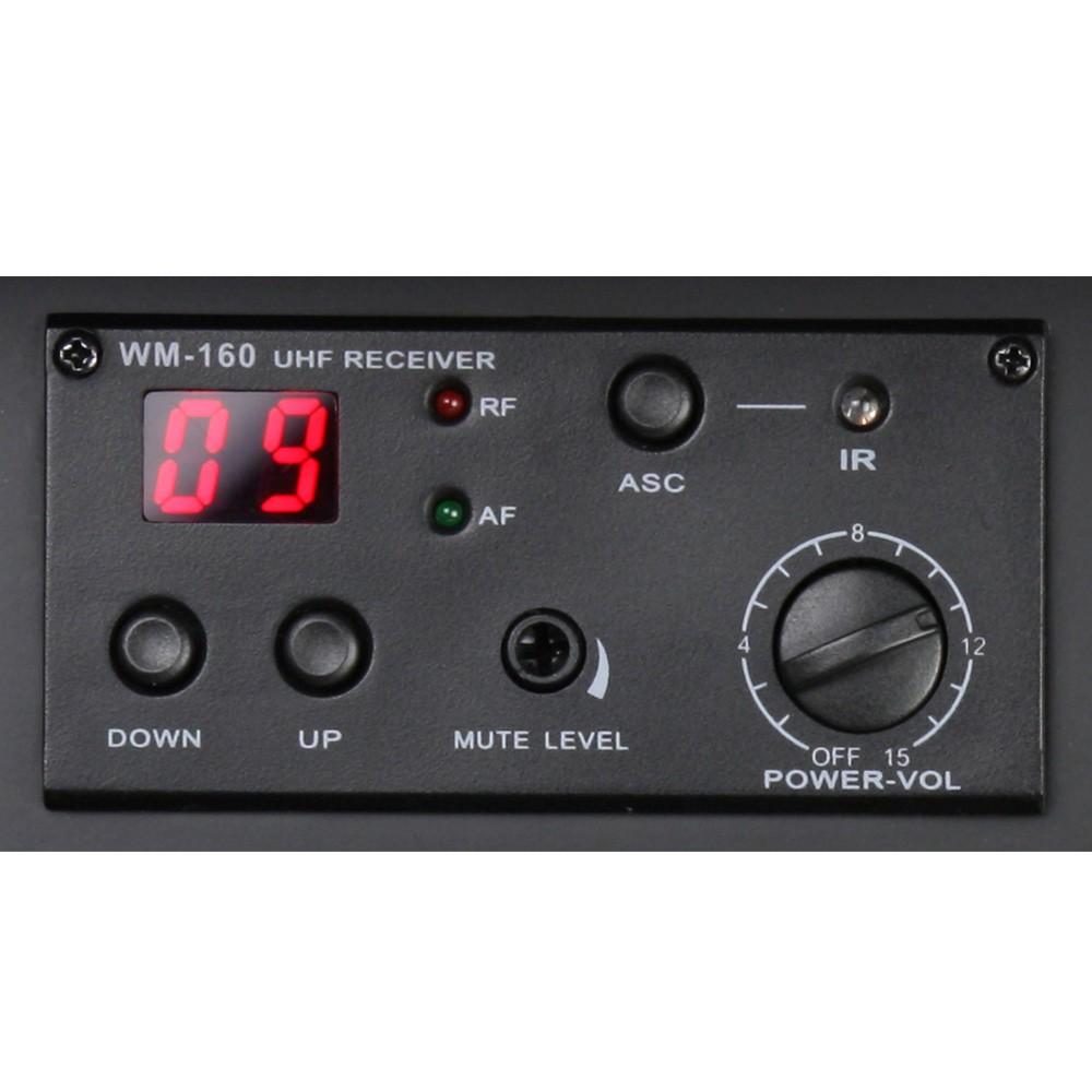Roadman 102 Mobiler PA Lautsprecher mit Handmikrofon
