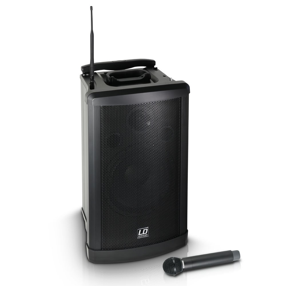Roadman 102 B 5 Portable PA Speaker with Handheld Microphone