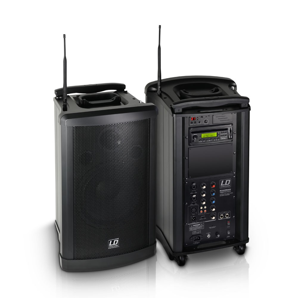 Roadman 102 B6 Mobiler PA Lautsprecher mit Handmikrofon