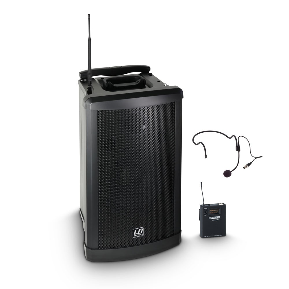 Roadman 102 HS Portable PA Speaker with Headset Microphone