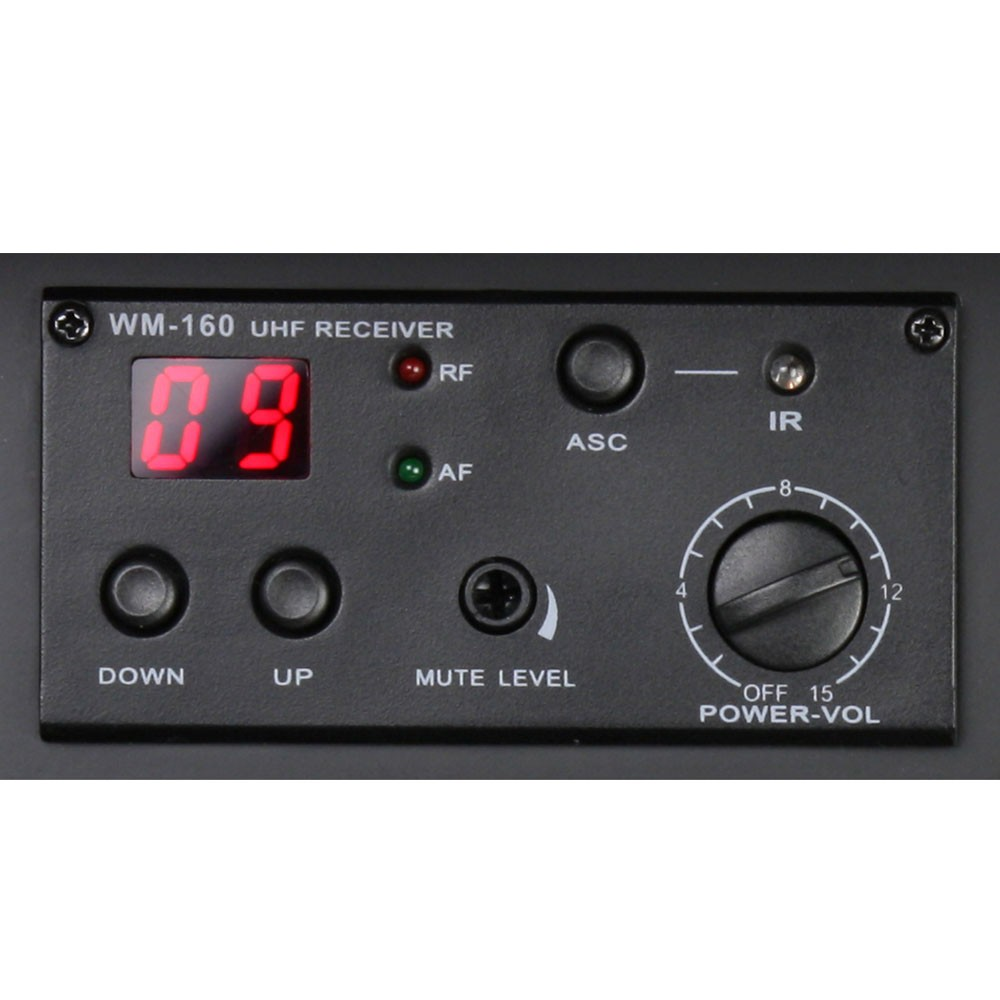Roadman 102 R B6 UHF Receiver Module for Roadman, Roadboy und Roadbuddy