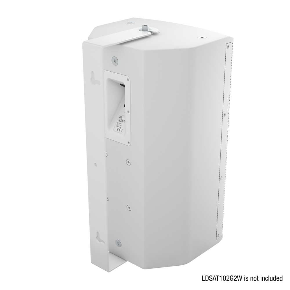SAT 102 G2 WMB W Swivel wall mount for SAT 102 G2 white