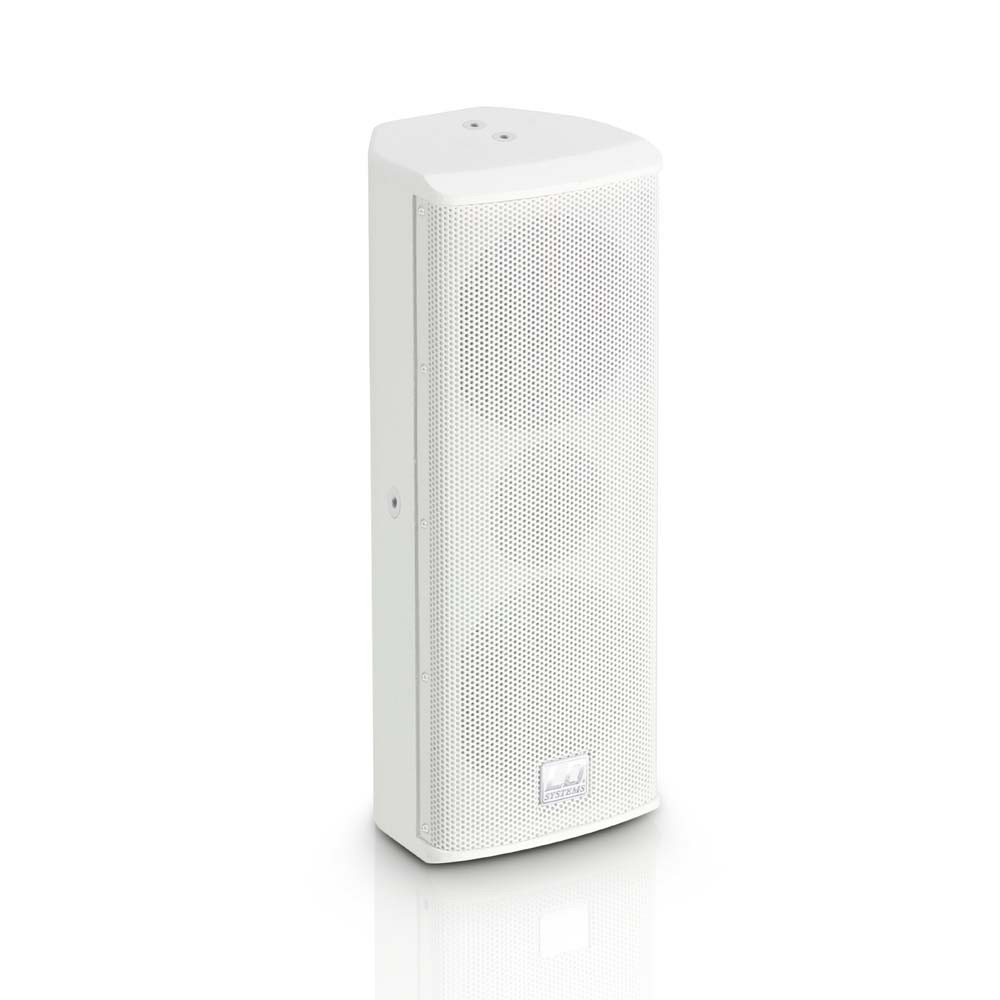 "SAT 242 G2 W 2 x 4"" passive Installation Speaker white"