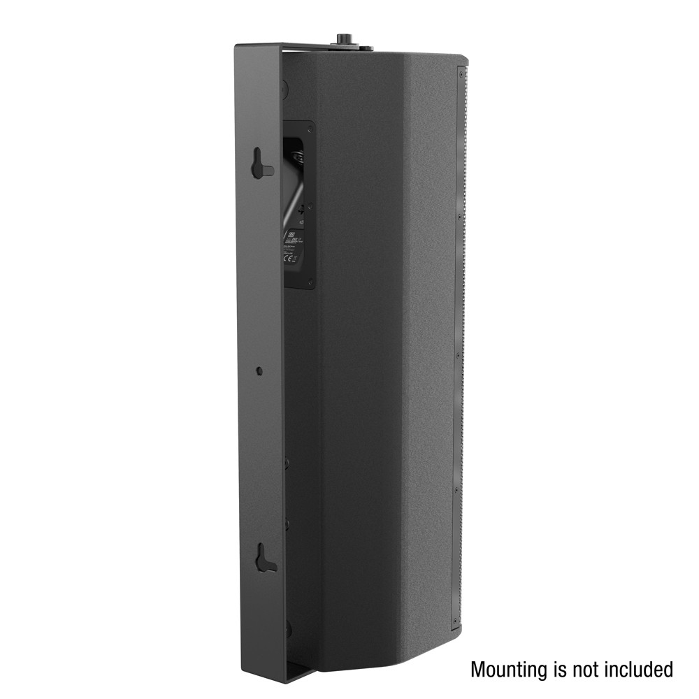 "SAT 262 G2 2 x 6.5"" passive Installation Speaker black"