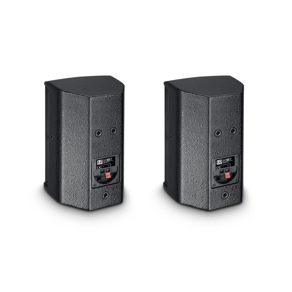 "SAT 42 G2 4"" passive Installation Monitor black (pair)"
