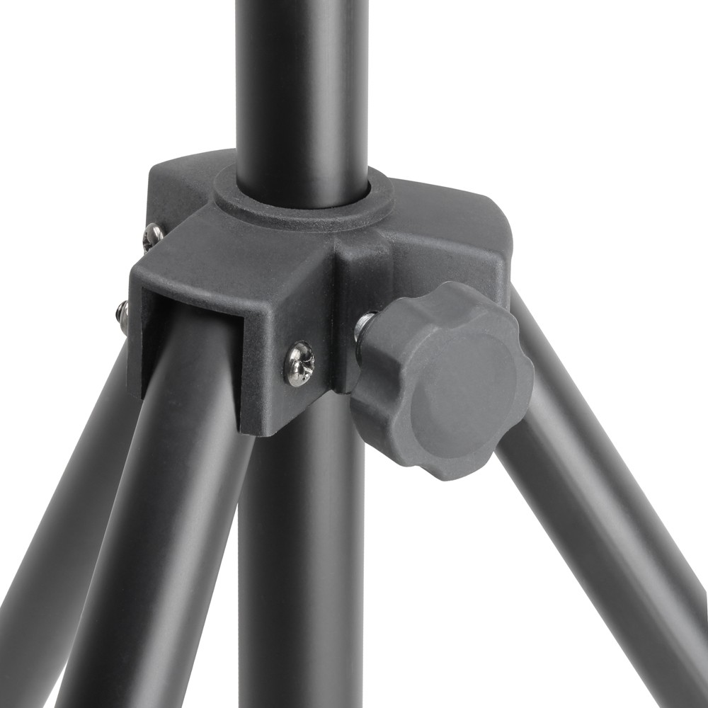 SPS 16 Speaker Stands for 16 mm flange, black