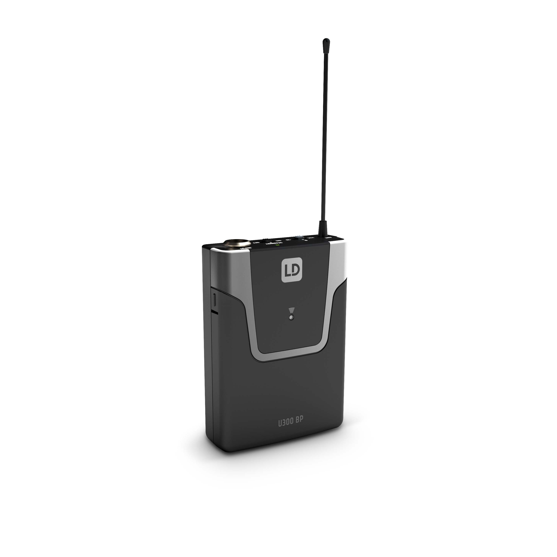 U304.7  BPH Funksystem mit Bodypack und Headset