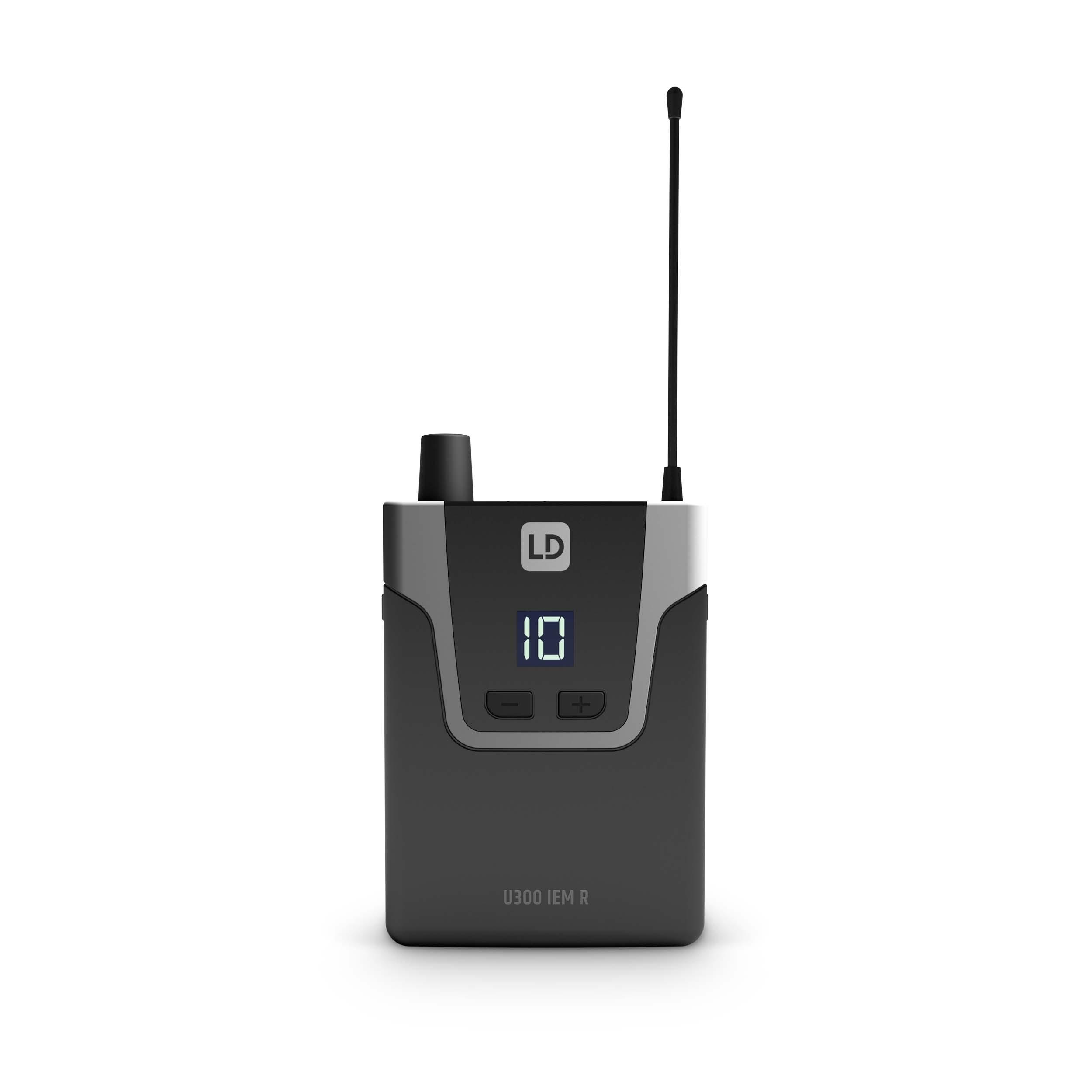 U305.1 IEM In-Ear Monitoring System