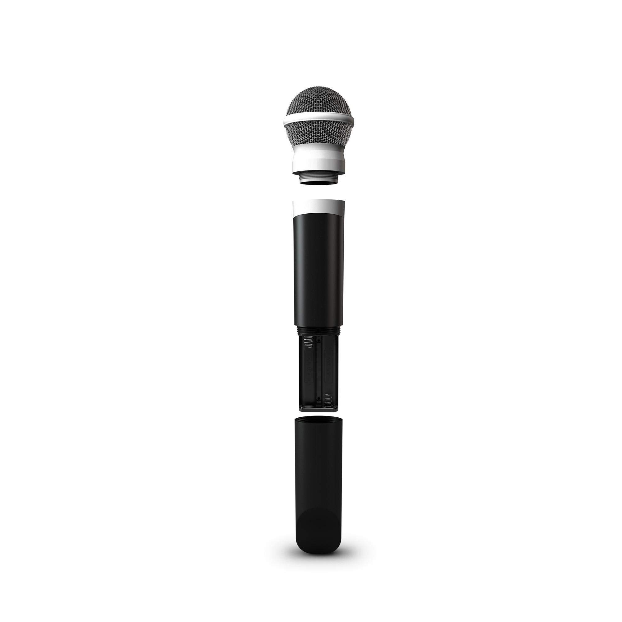 U305 HHD Funksystem mit Handmikrofon dynamisch