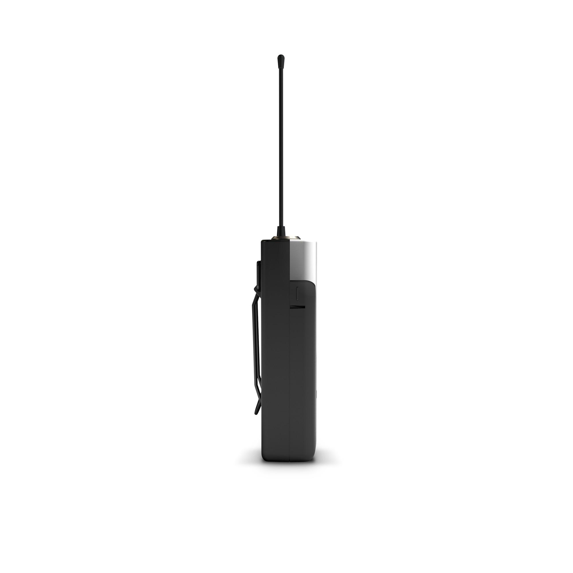 U306 BPL Funksystem mit Bodypack und Lavalier Mikrofon