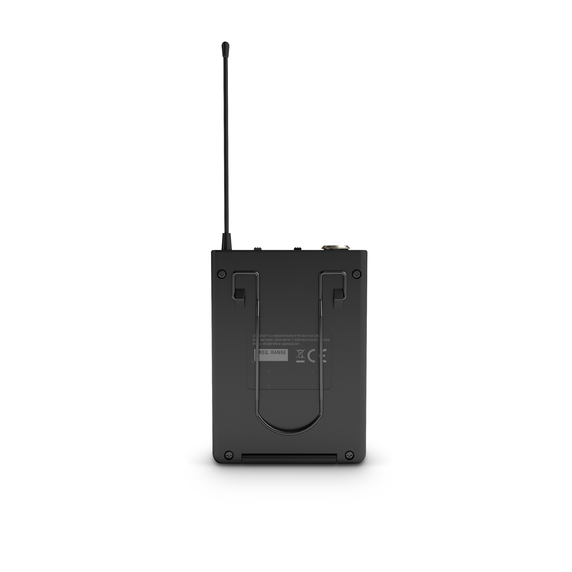 U308 BPL Wireless Microphone System with Bodypack and Lavalier Microphone