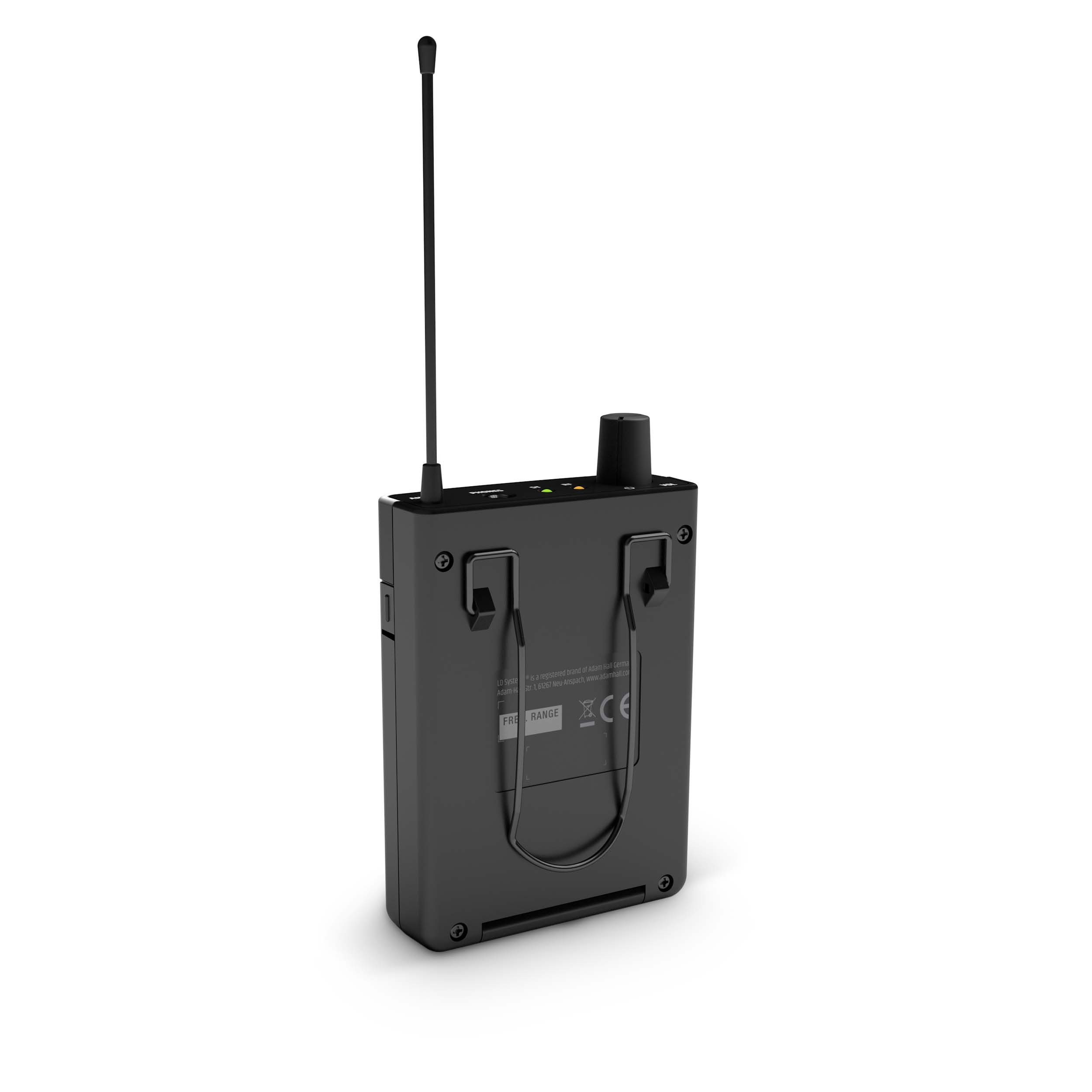 U308 IEM HP In-Ear Monitoring-System mit Ohrhörern