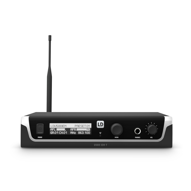 U504.7 IEM T Sender