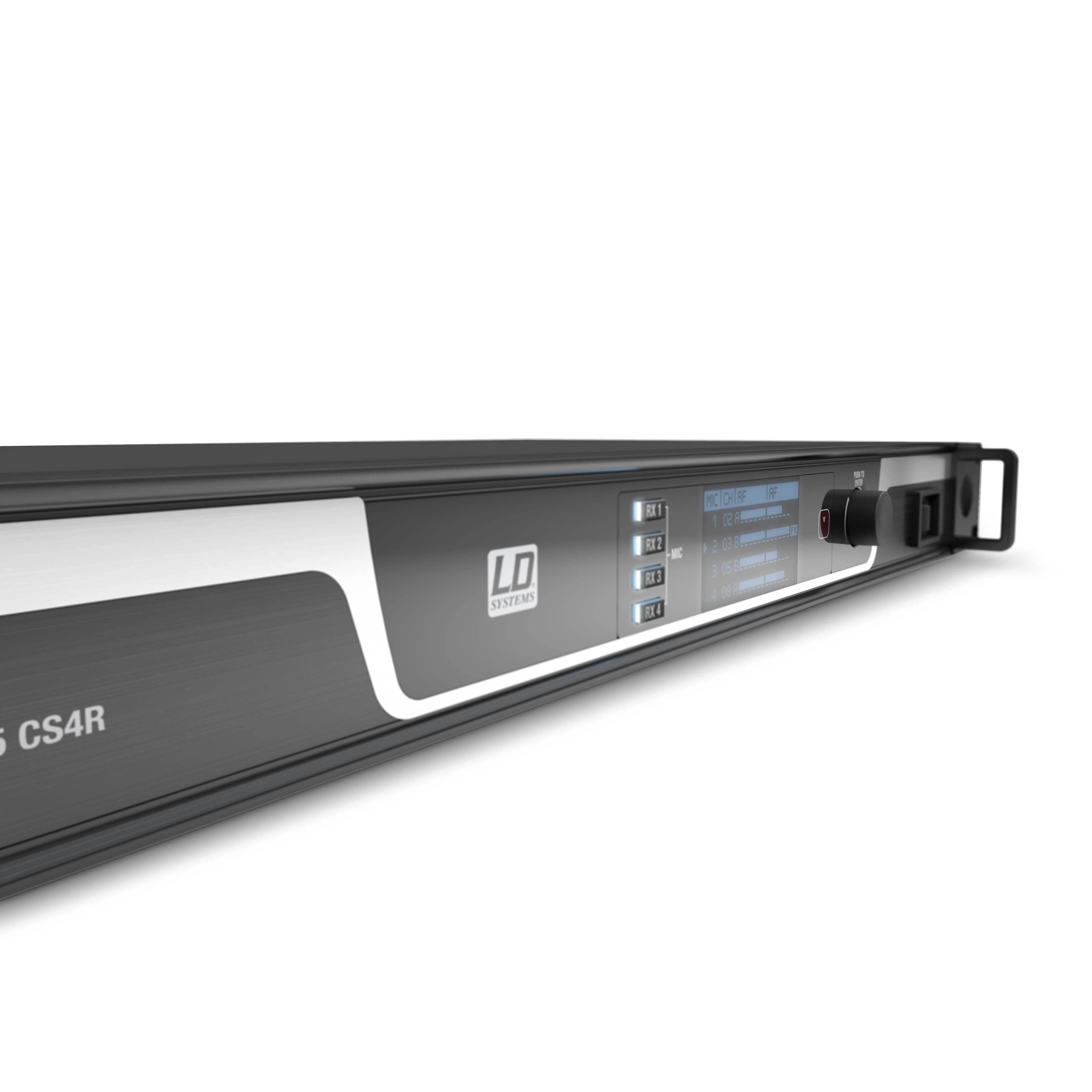 U505 CS 4 4-Kanal kabelloses Konferenzsystem
