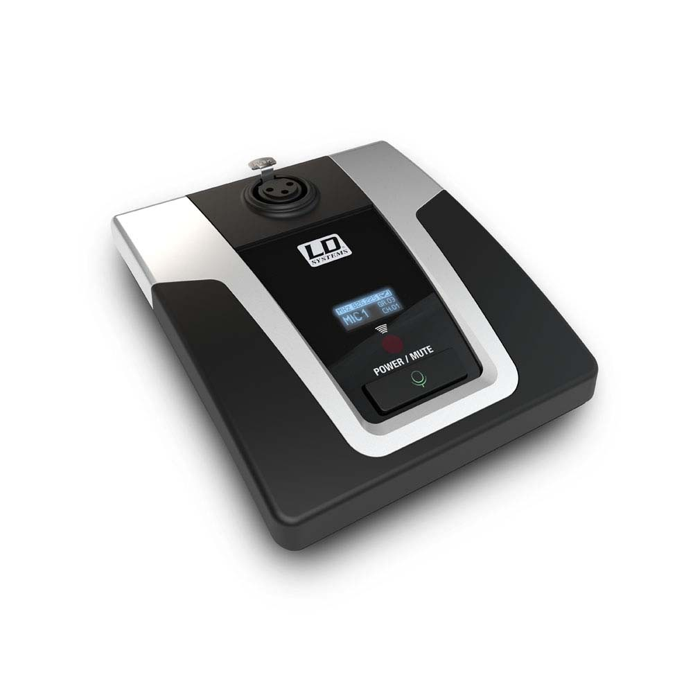 U505 CST Sprechstellensockel für Konferenzsystem 554 - 586 MHz