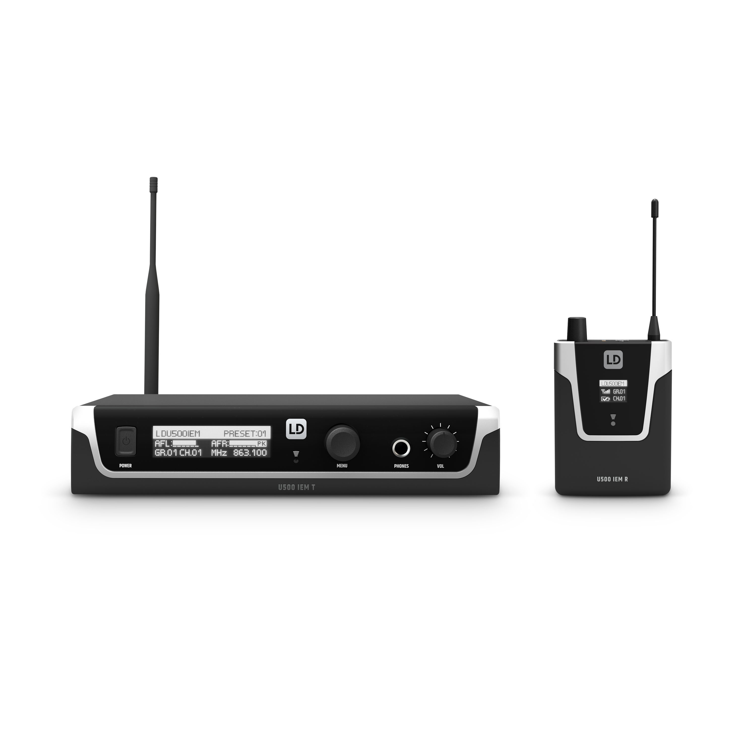 U505 IEM In-Ear Monitoring System