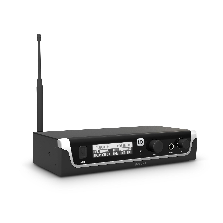 U505 IEM HP In-Ear Monitoring System with Earphones