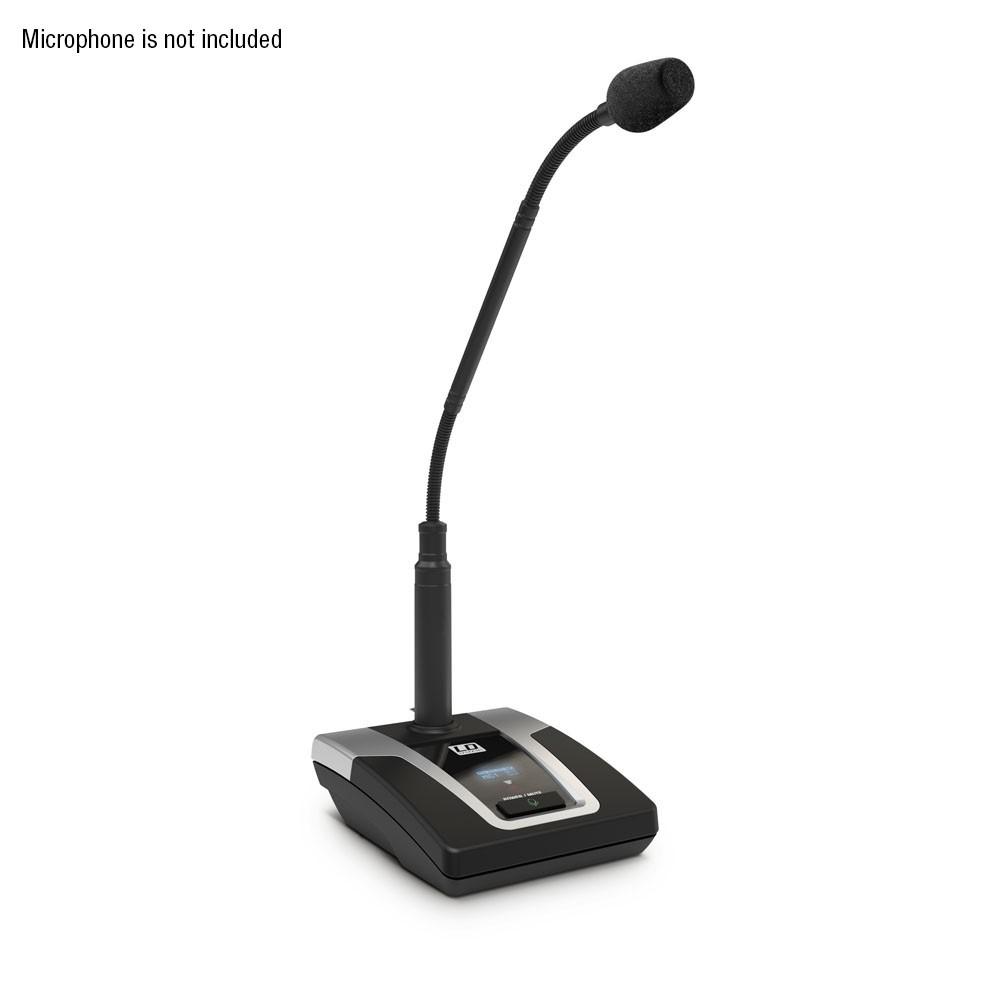 U506 CST Sprechstellensockel für Konferenzsystem 662 - 694 MHz