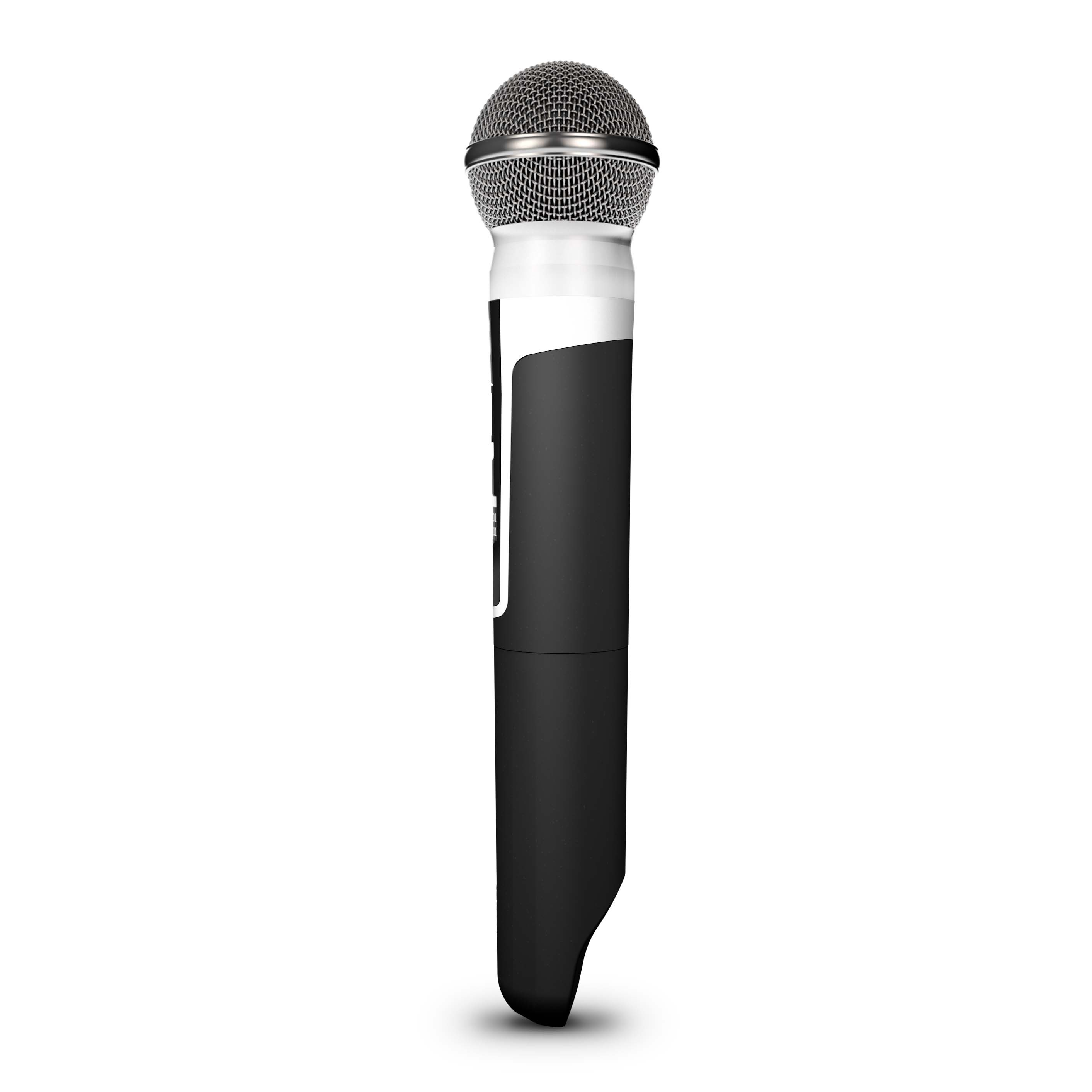 U506 HHD 2 Wireless Microphone System with 2 x Dynamic Handheld Microphone