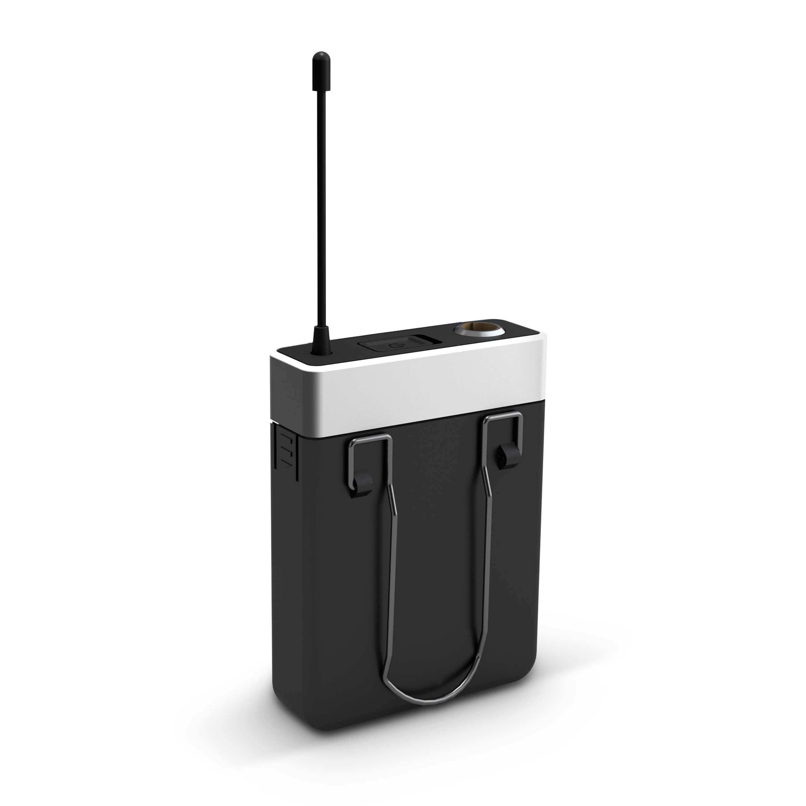 U508 BPG Funkmikrofon System mit Bodypack und Gitarren Kabel