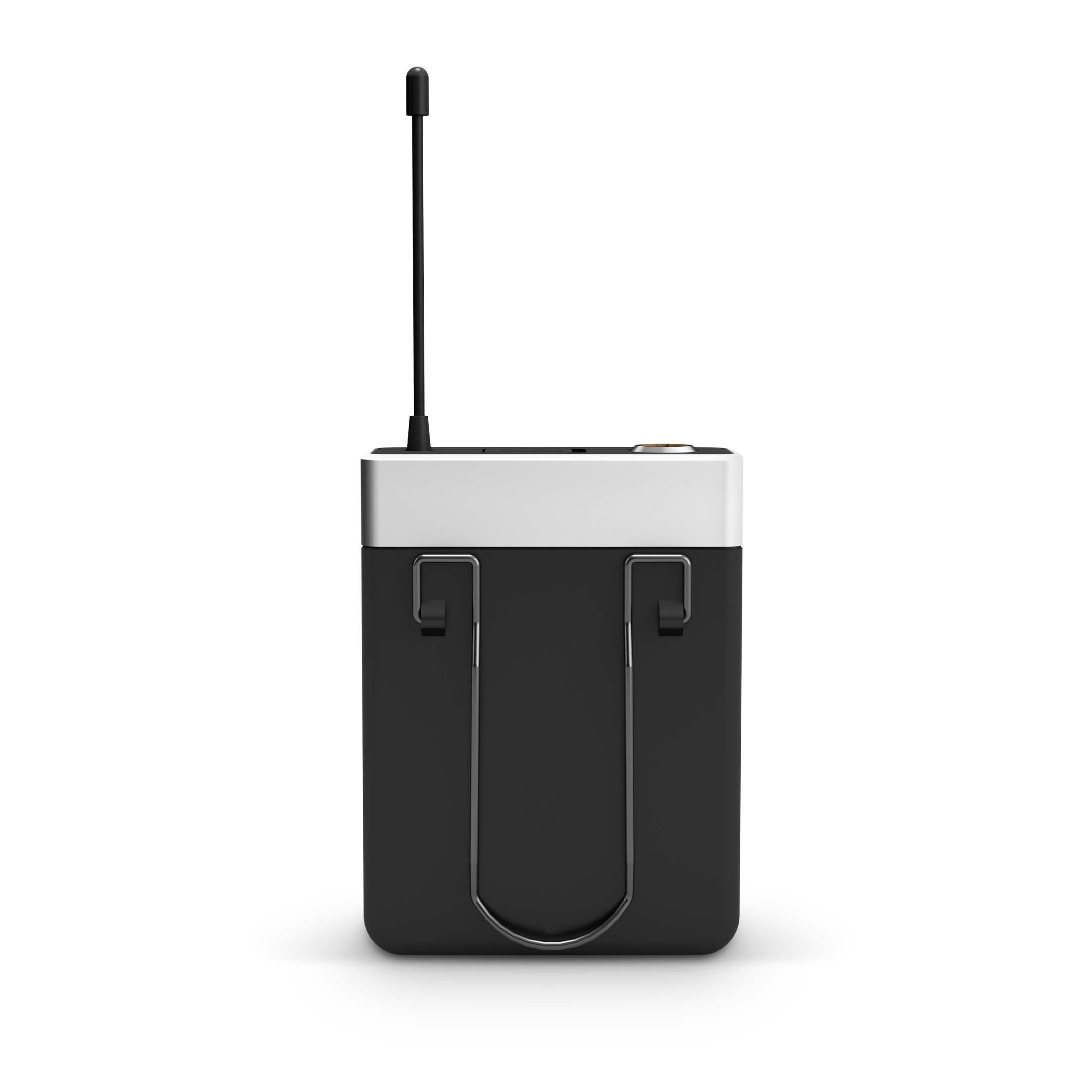 U508 BPW Système de Micro sans Fil avec Émetteur Ceinture et Micro Instruments à Vent