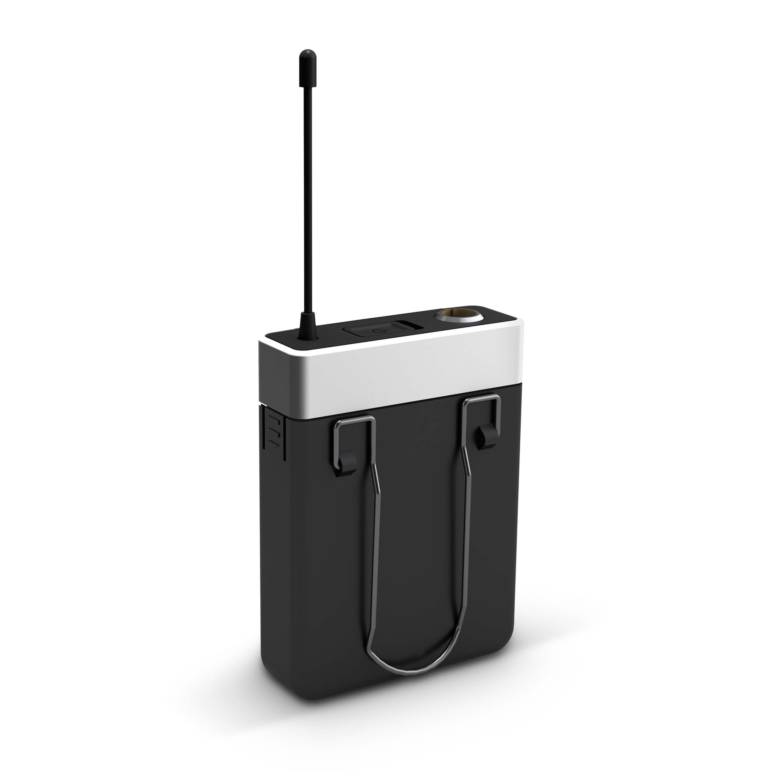 U508 HBH 2 Wireless Microphone System with Bodypack, Headset and Dynamic Handheld Microphone