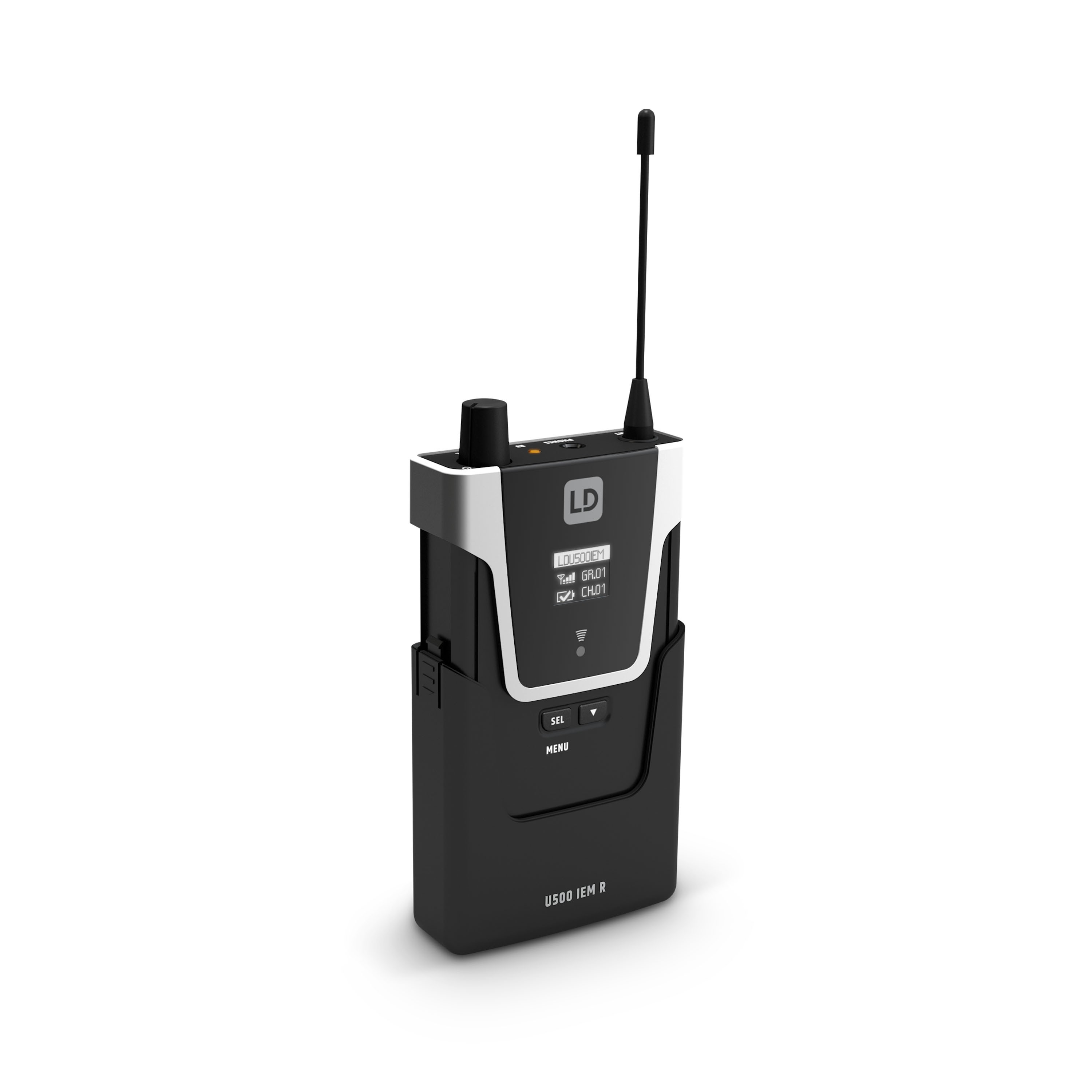 U508 IEM In-Ear Monitoring System