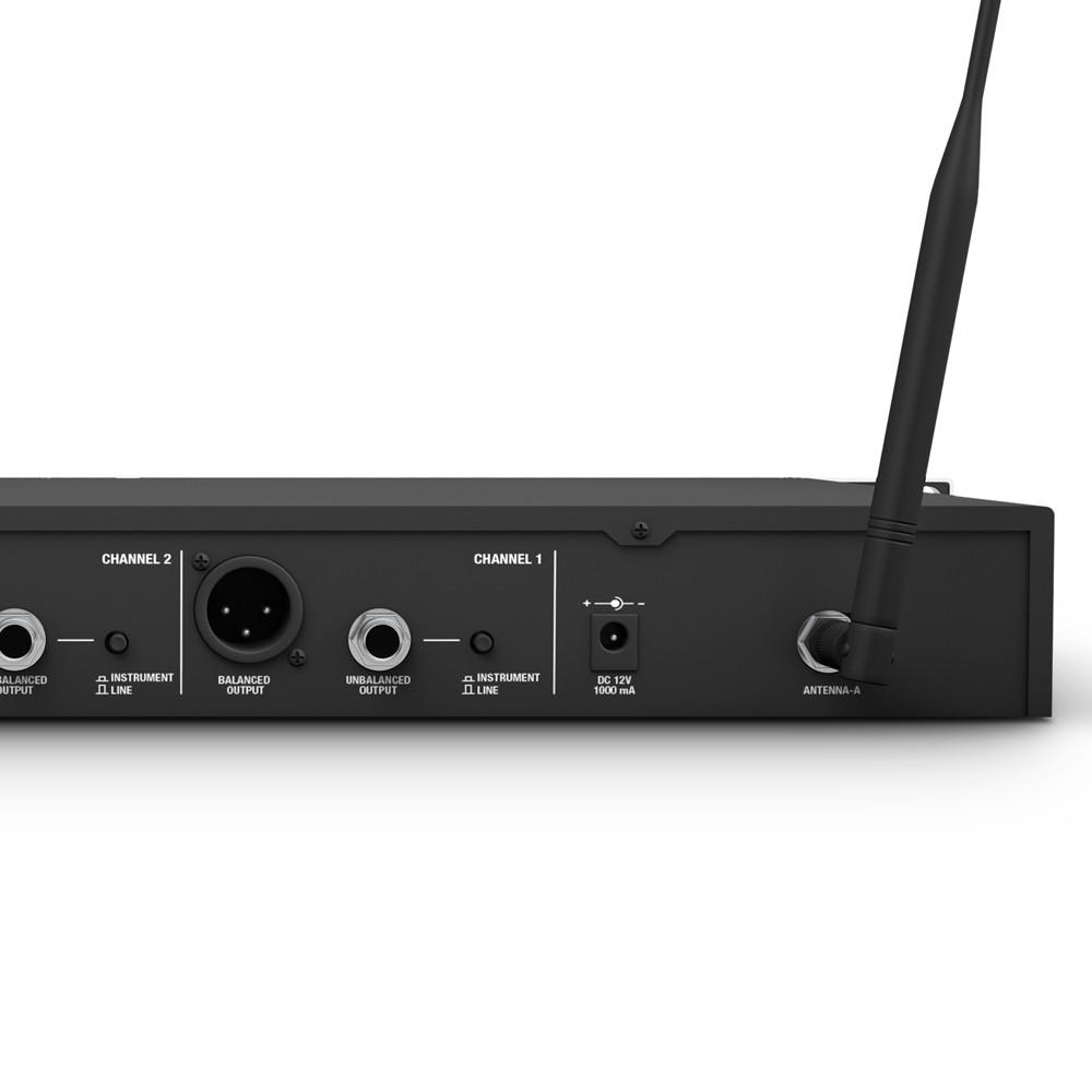 U518 R2 Dual receiver