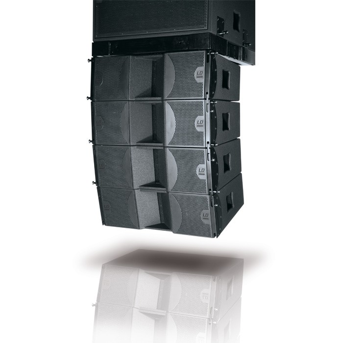 "VA 8 Dual 8"" Line Array Speaker"