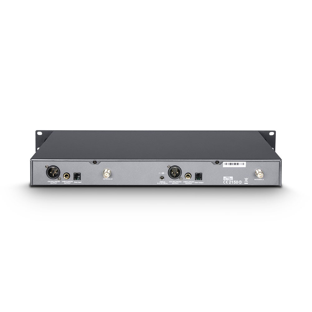 WIN 42 HHC 2 B 5 Funkmikrofon System mit 2 x Handmikrofon Kondensator