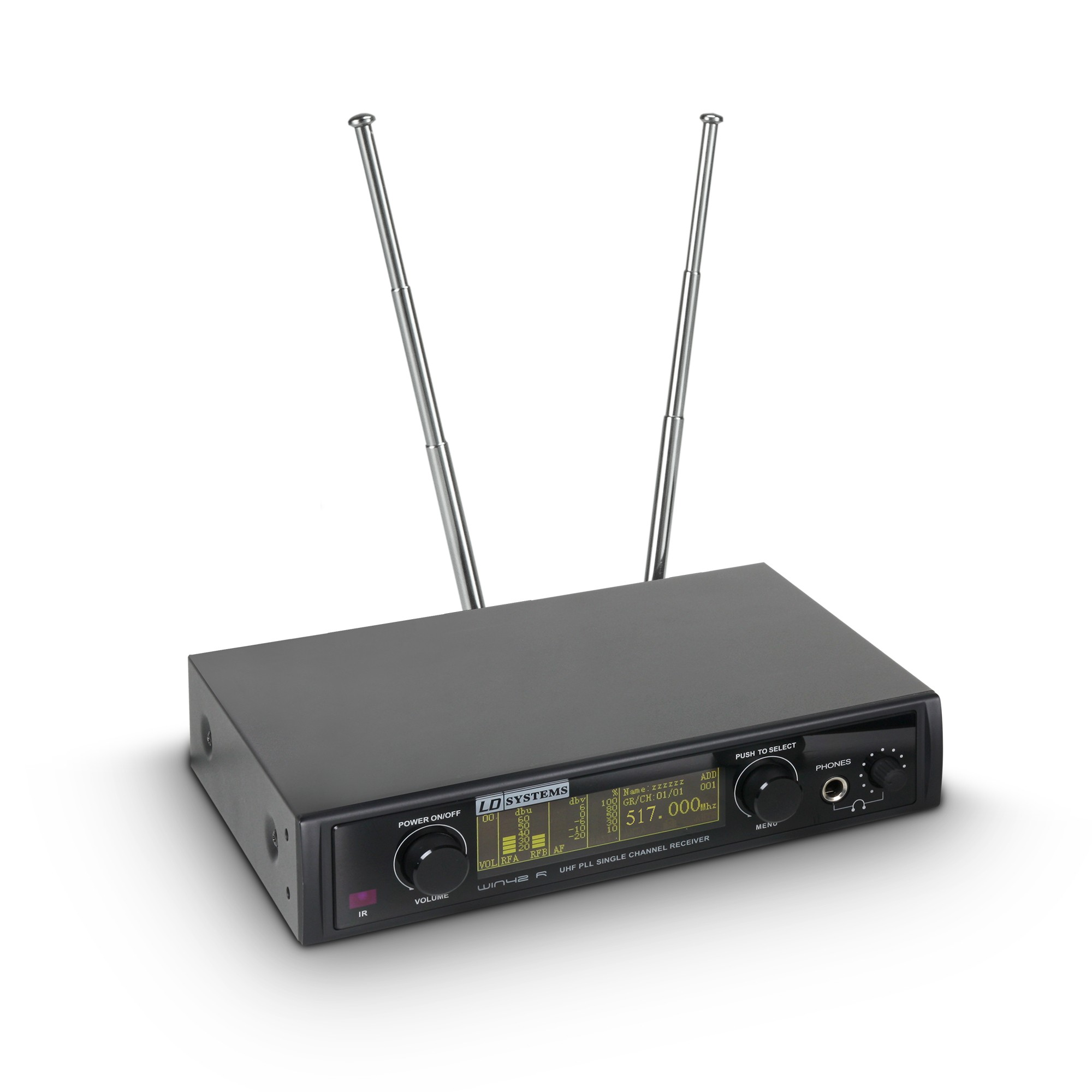 WIN 42 R B 5 Receiver for LD WIN 42 wireless microphone system