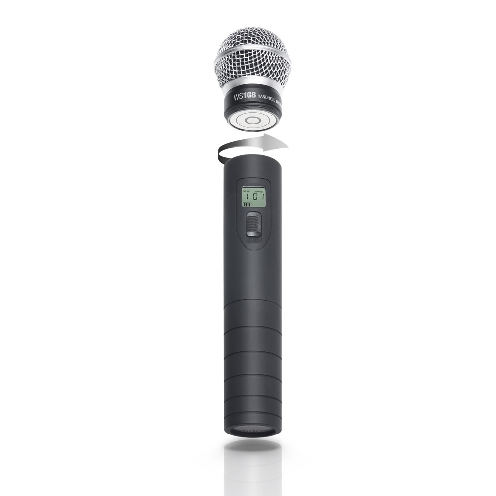 WS 1G8 MD Handmikrofon dynamisch