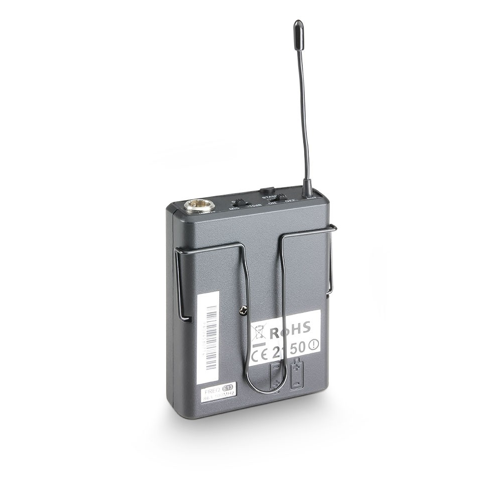 ECO 2 BP 2 Bodypack transmitter