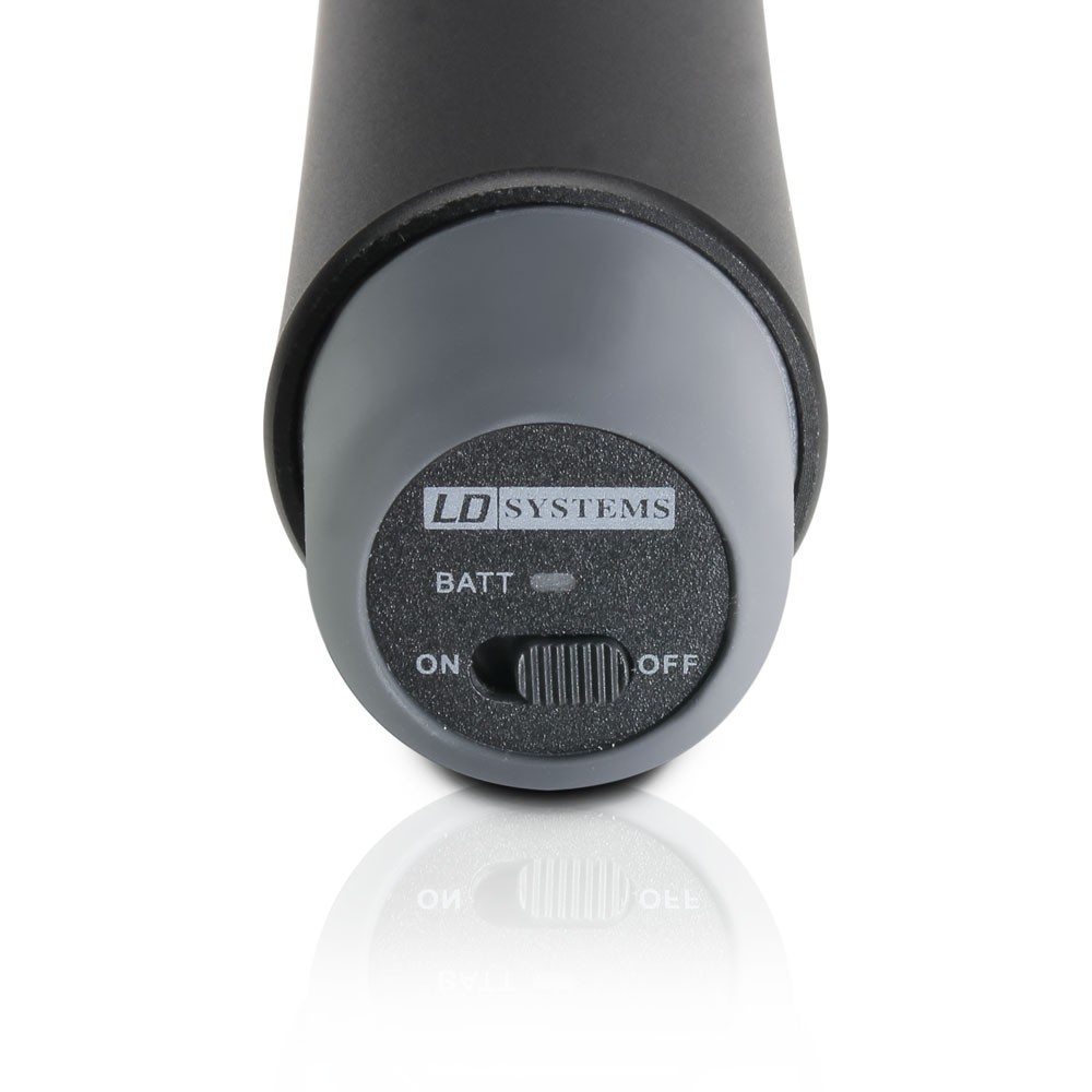 ECO 2 MD 1 Dynamic handheld microphone
