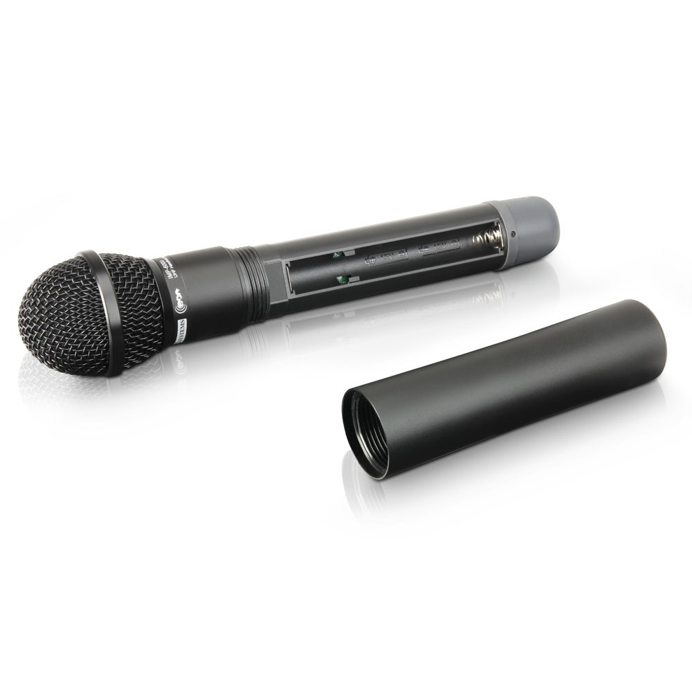ECO 2X2 HHD 2 Wireless Microphone System with 2 x Dynamic Handheld Microphone