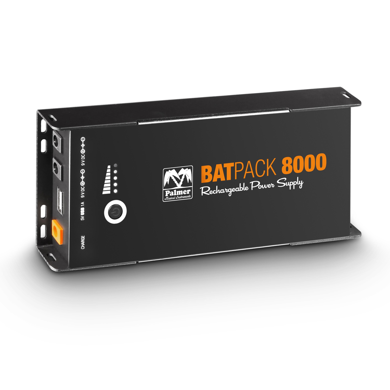 pbatpack8000 palmer mi batpack 8000 rechargeable pedalboard power supply 8000mah. Black Bedroom Furniture Sets. Home Design Ideas