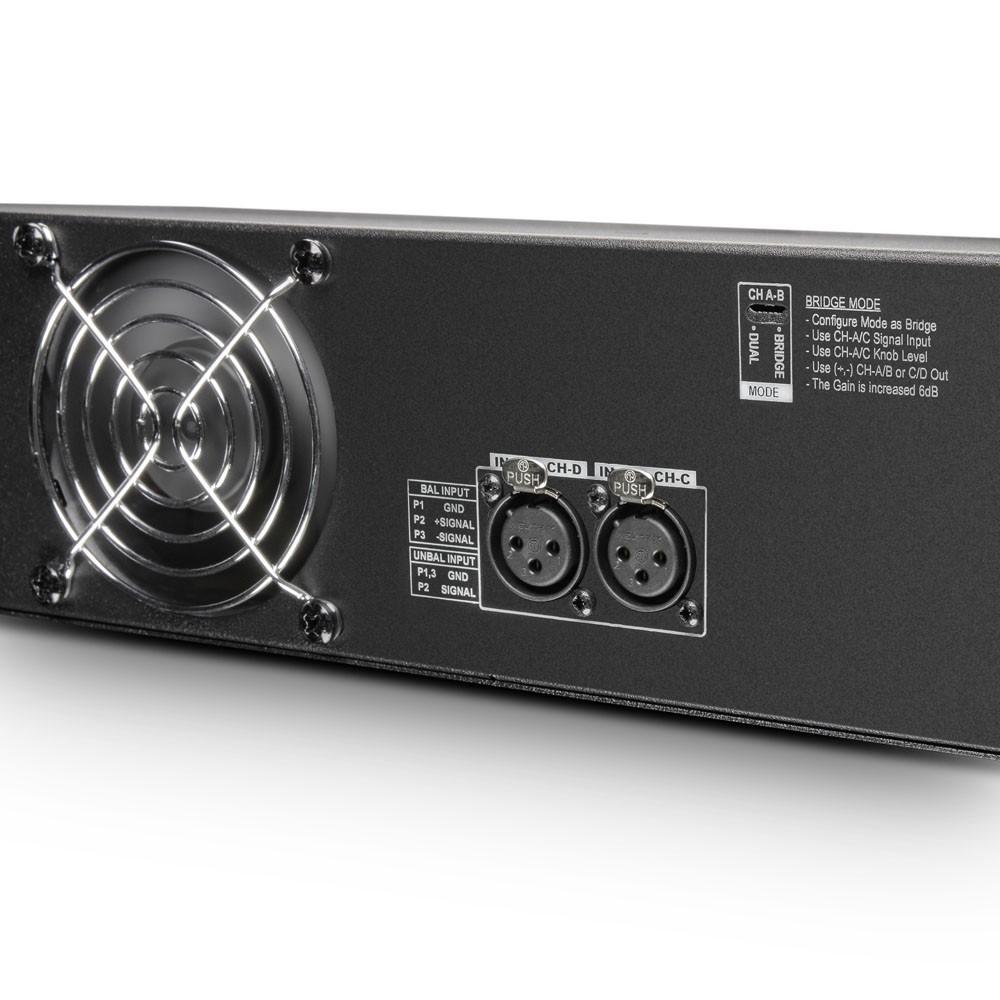 Zetta 210 Installation Power Amplifiers Equipment Project 116 Subwoofer Amp