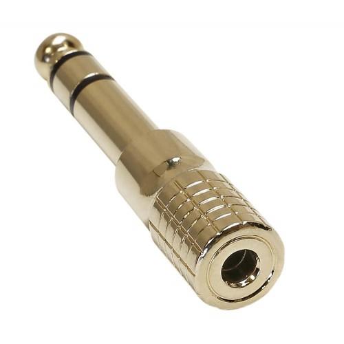 da XLR femmina a jack stereo da 6,3 mm Cavo microfonico lunghezza 1 m ah Cables K3 BFV 0100