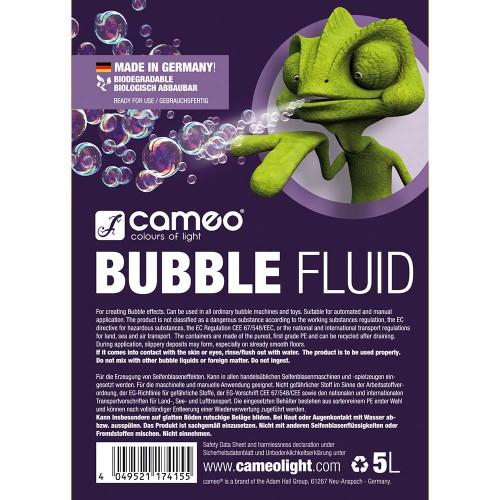 BUBBLE FLUID 5L