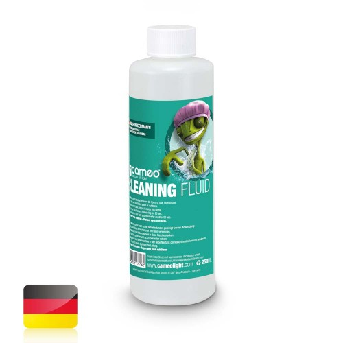 CLEANING FLUID 0,25L
