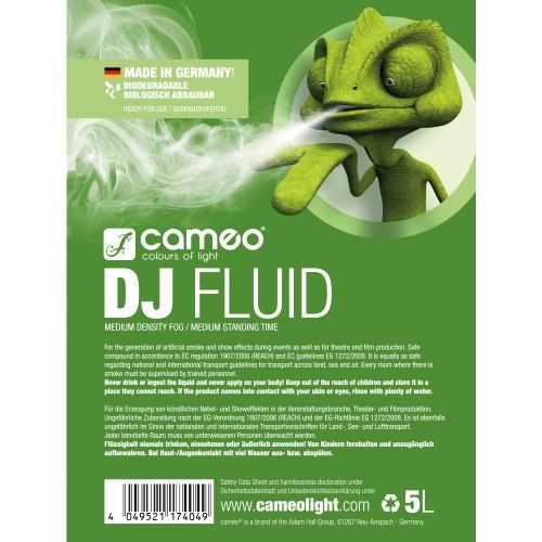 DJ FLUID 5L