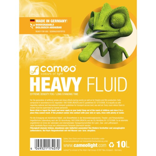 HEAVY FLUID 10L