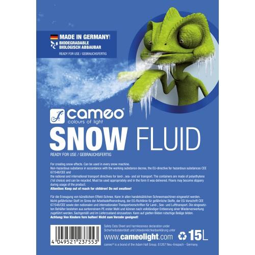 SNOW FLUID 15 L