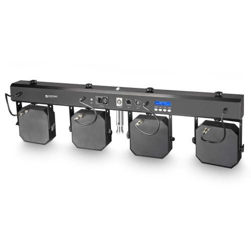 multi par 1 cameo hydrabeam 100 rgbw lighting set