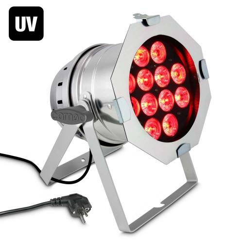 PAR 64 CAN RGBWA+UV 10 WPS